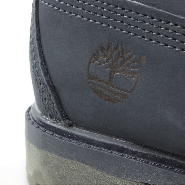 Timberland Icon 6 Inch Navy Nubuck Watercolour Outsole Boot