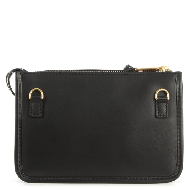 Marc Jacobs Madison Black Leather Cross-Body Bag
