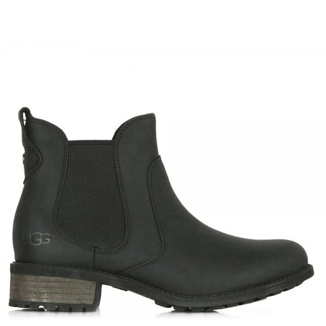 UGG Black Bonham Women's Ankle Boot
