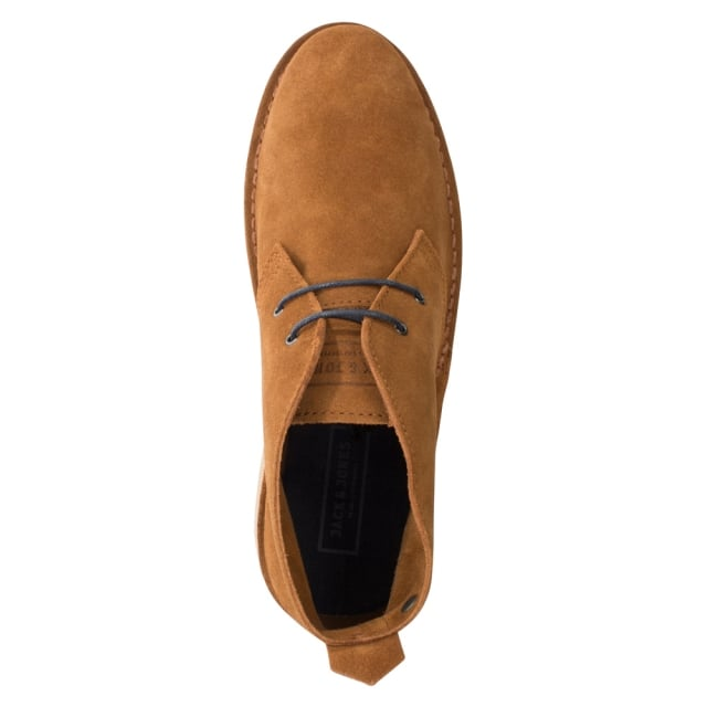 Jack & Jones Gobi Tan Suede Desert Boot