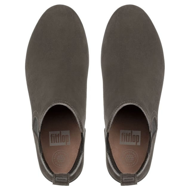 FitFlop Superchelsea Bungee Cord Leather Chelsea Boot