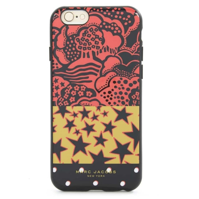Marc Jacobs Landscape Red iPhone 6/6s Case