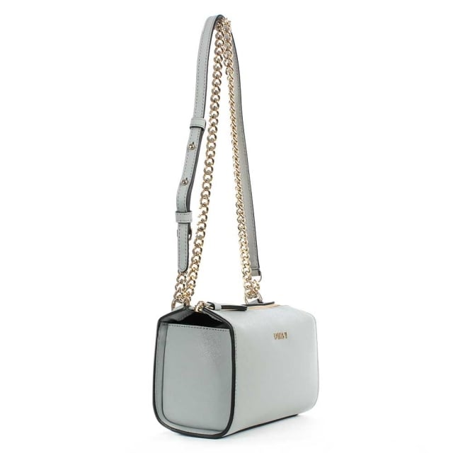 DKNY Bryant Marble Saffiano Leather Cross-Body Bag