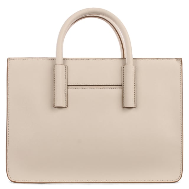 DKNY Bryant Park Chino Leather Shopper Bag