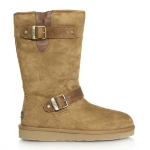 UGG® Australia Authorised Retailer Tan Suede Sutter Ugg Boot