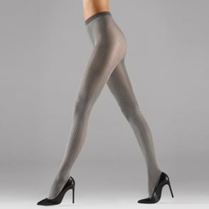 Wolford Amira Grey Women's Tights