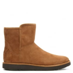 UGG Abree Mini Bruno Suede Ankle Boot