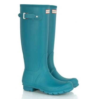 Daniel Footwear - Blue Wellies