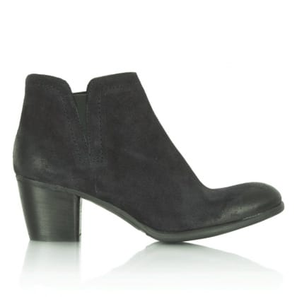 Daniel Navy Weapon Ankle Boot