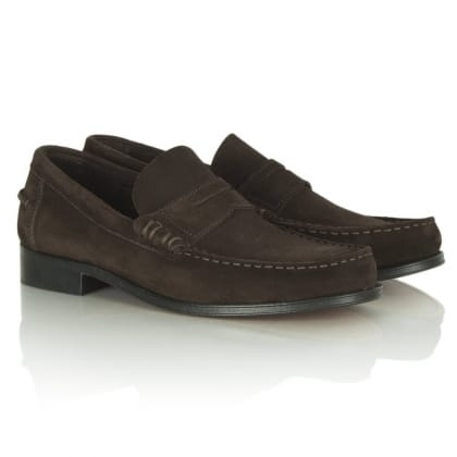 Daniel Brown Massey Men's loafers