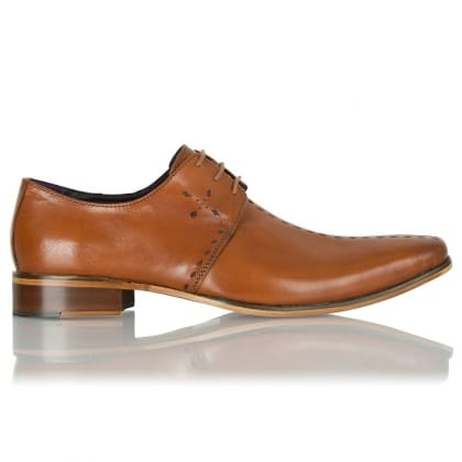 Daniel Tan Leather Gucinari Jay Jay 248 Lace Up Shoe