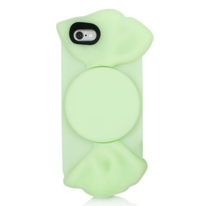 Marc By Marc Jacobs Candy Glow In The Dark Neon Green iPhone 6 Case