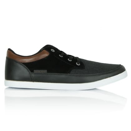 Jack & Jones JJ Brad Black Multi Tonal Trainer