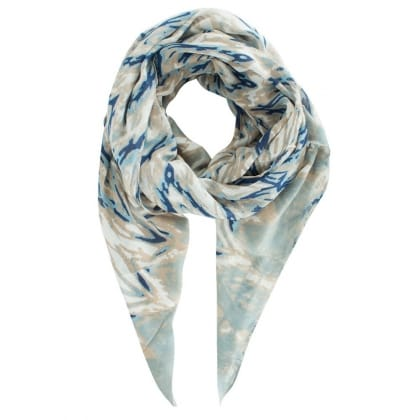 Daniel Multicolour Abstract Print Scarf
