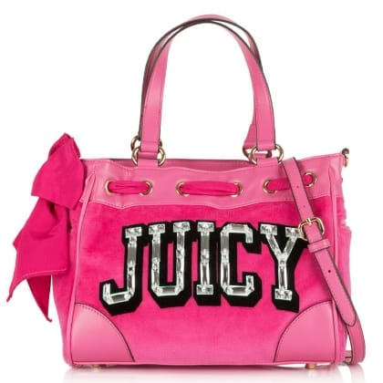 Juicy Couture Choose Juicy Pink Mini Daydreamer