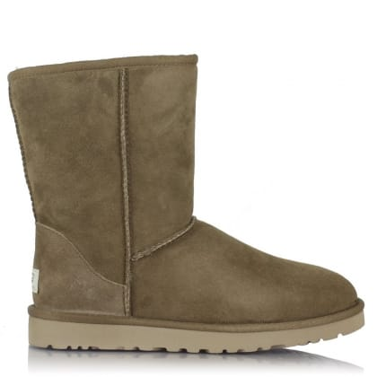UGG® Australia Authorised Retailer Classic Short Dry Leaf Women's Boot