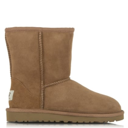 UGG® Australia Authorised Retailer Kids Classic Chestnut Ankle Boot