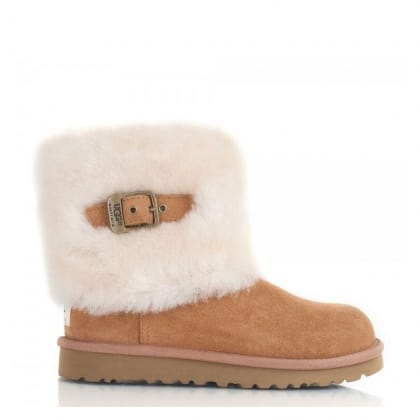UGG Ellee Chestnut Kids boot