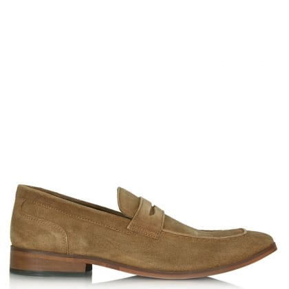 Daniel Tan Suede Bedimo Men's Loafer