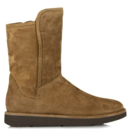 UGG® Australia Authorised Retailer Luxe Abree Burno Suede Short Boot