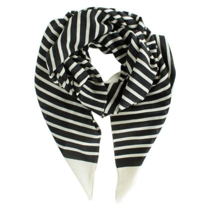 Marc Jacobs Jacqueline Stripe Multicoloured Scarf