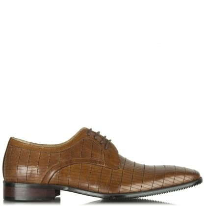 Daniel Tan Leather Lytchett Lace Up