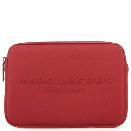 Marc Jacobs Neoprene iPad Mini Ruby Rose Tablet Case