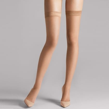 Wolford Gobi Naked 8 Stay Up Women's Stockings