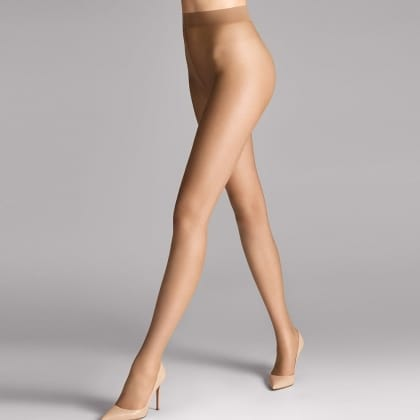 Wolford Caramel Nude 8 Women's Tights