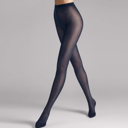 Wolford Velvet De Luxe 50 Admiral Tight
