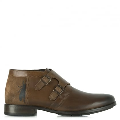 Fly London Tan Fly Pio Men's Ankle Boot