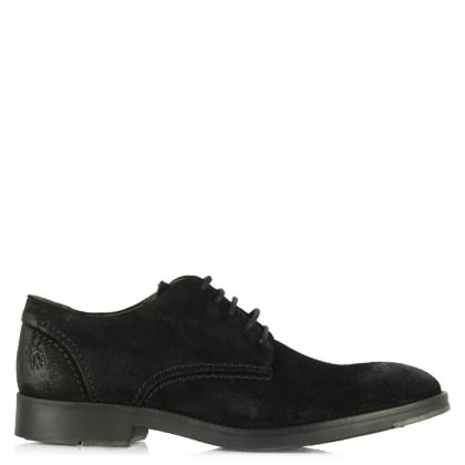 Fly London Black Fly Hild Men's Shoe