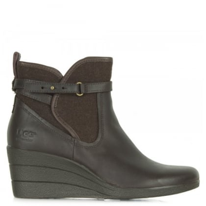 UGG Australia Stout Emalie Women's Wedge Ankle Boot