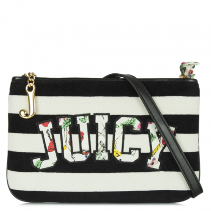 Juicy Couture Multicoloured Floral Oasis Crossbody Bag