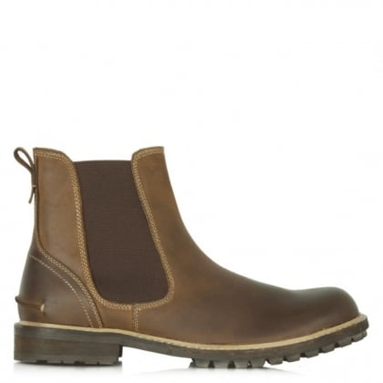 Daniel Tan Leather Kopparberg Men's Boot