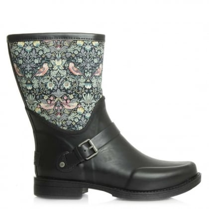 UGG Sivada Strawberry Thief Liberty Print Rain Boot