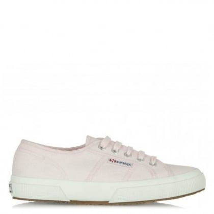 Superga Pink Cotu Women's Lace Up Trainer