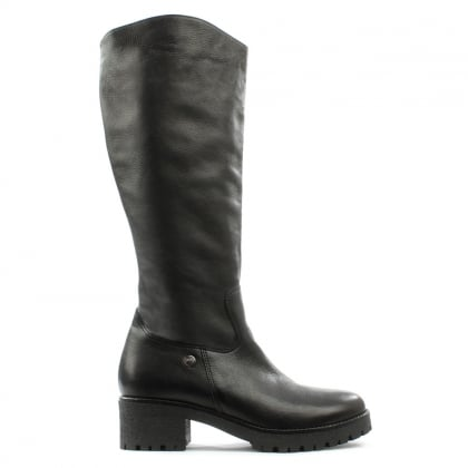 Daniel Black Ebany Womens Flat Boot