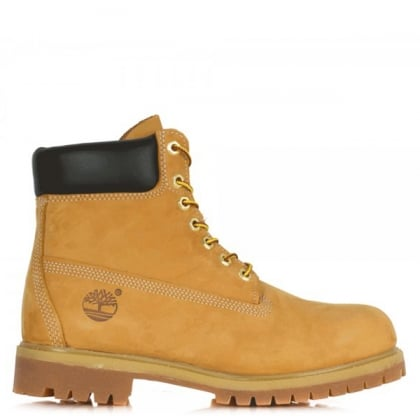 Timberland Men's 6-Inch Wheat Premium Waterproof Boot