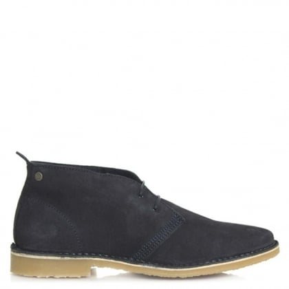 Jack & Jones Chukka Navy Suede Desert Boot