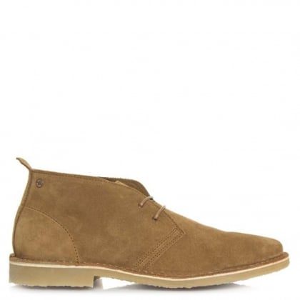 Jack & Jones Chukka Tan Suede Desert Boot