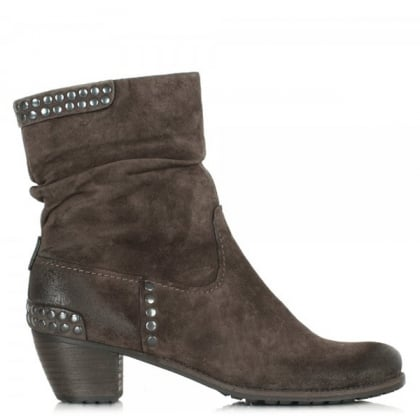 Kennel & Schmenger Brown Suede 82 35110 Westbourne Ankle Boots