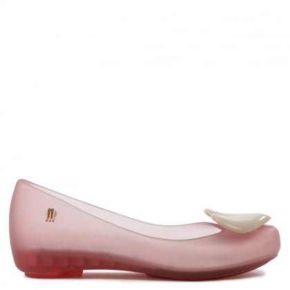 Melissa Kids Ultragirl Alice In Wonderland Ballet Pump