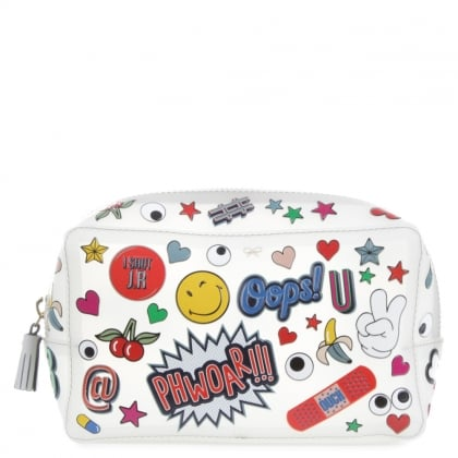 Anya Hindmarch All Over Wink Make Up Bag