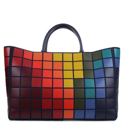 Anya Hindmarch Ebury Maxi Giant Pixel Bag
