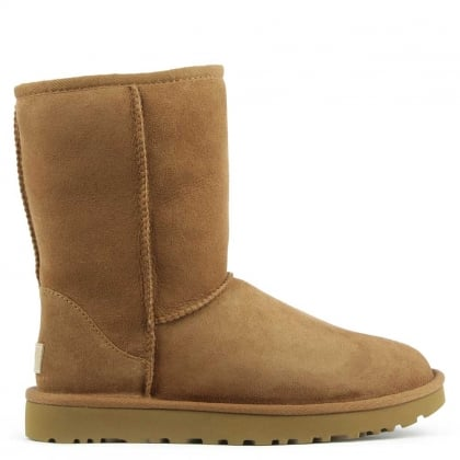 UGG Classic Short II Chestnut Twinface Boot
