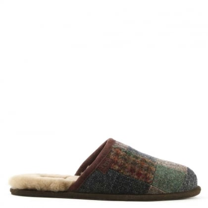 UGG Men's Scuff Patchwork Slipper