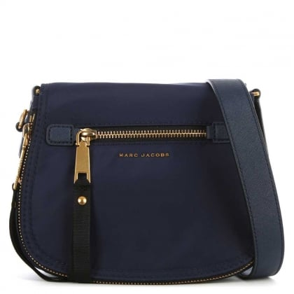 Marc Jacobs Trooper Small Nomad Midnight Blue Saddle Bag