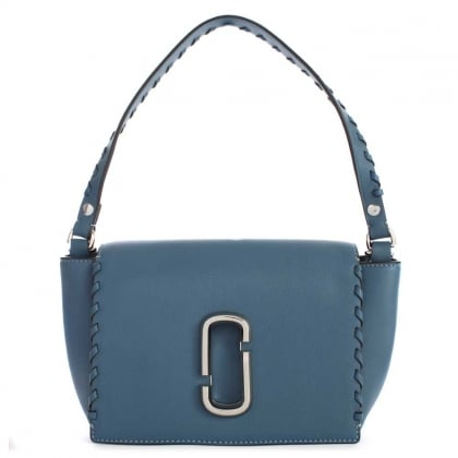 Marc Jacobs Noho Ocean Leather Cross-Body Bag