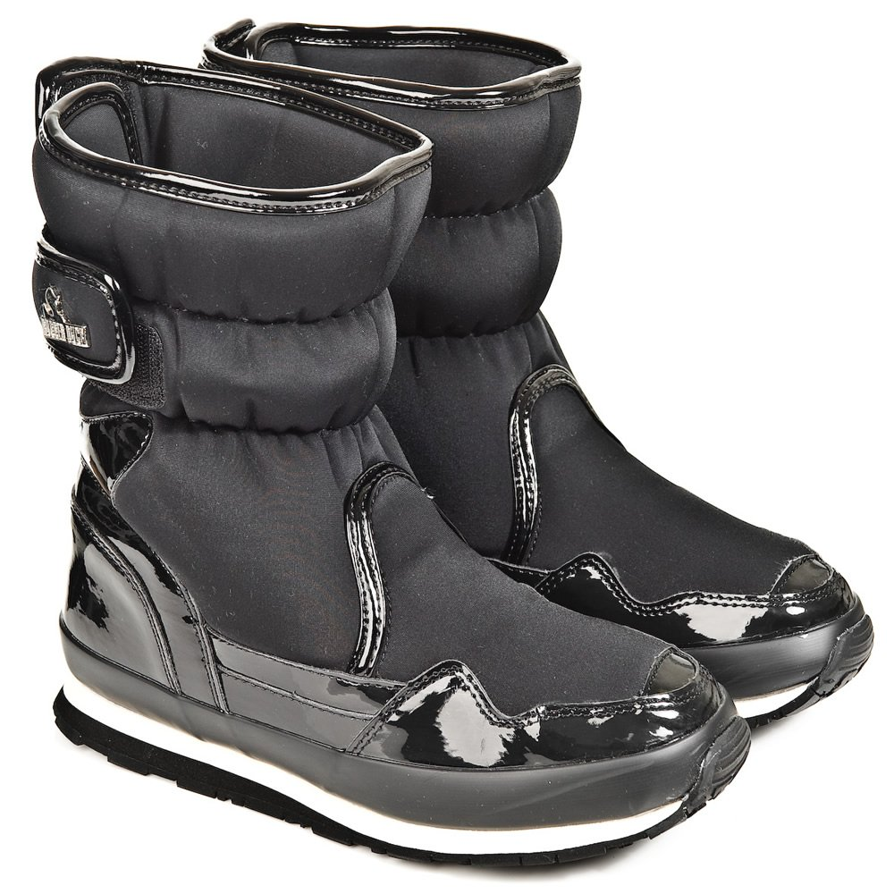 Rubber Duck Fabric Sporty Womens Snow Boot From Daniel